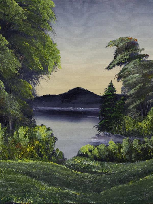 Dawn Lake 2k